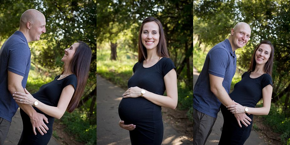 Maternity couple photos pretoria