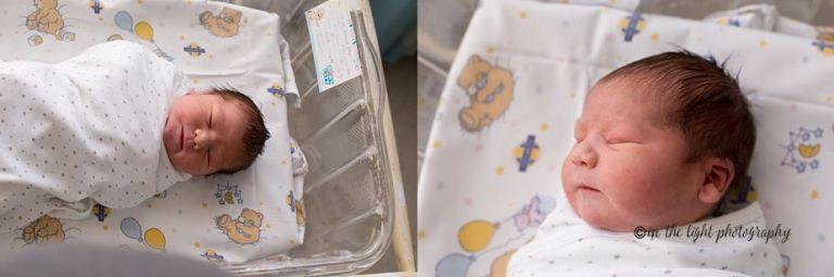 fresh 48 newborn baby